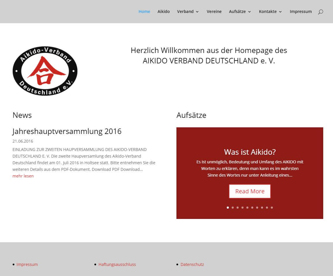 Webdesign-Projekte