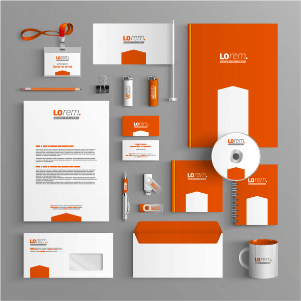 Corporate Identity © Kenterville - depositphotos.com